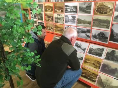 8. 5. 2019 výstava historických fotografií obce Polevska