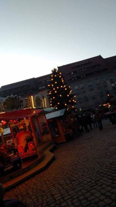 Vánoční trhy Budyšín