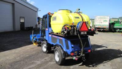 Kolový traktor ISEKI ICT 50